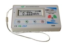 Geigerzähler GQ GMC-320 Plus Geiger