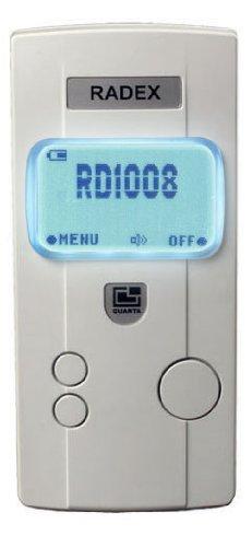 RADEX RD1008 Geigerzähler,